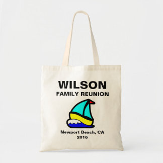 Sailing or Cruise Reunion (or Event) Tote Bag