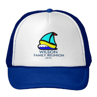 Sailing or Cruise Reunion (or Event) Trucker Hat
