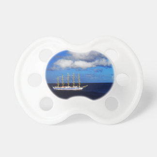 Sailing over the ocean pacifier