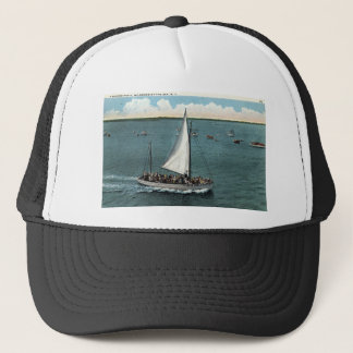 Sailing Party Wildwood by the Sea NJ Vintage 1934 Trucker Hat
