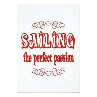 Sailing Passion Card