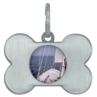 Sailing Pet ID Tag