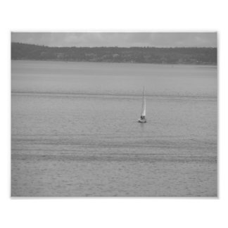 Sailing Photo Print
