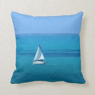 Sailing Pillow