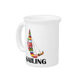 Sailing Pitcher