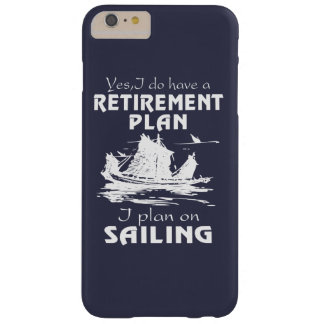SAILING PLAN BARELY THERE iPhone 6 PLUS CASE