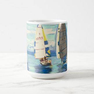 Sailing Regatta Mug