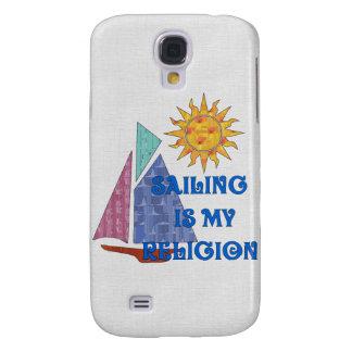 Sailing Religion Samsung Galaxy S4 Cover
