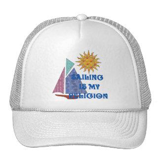 Sailing Religion Hats