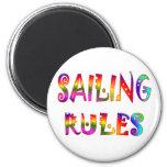 Sailing Rules Fridge Magnets