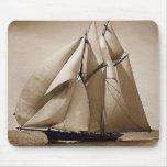 Sailing Sailing Sailing Mouse Pads
