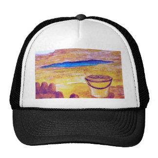 Sailing Sand Castle Moat CricketDiane Trucker Hat