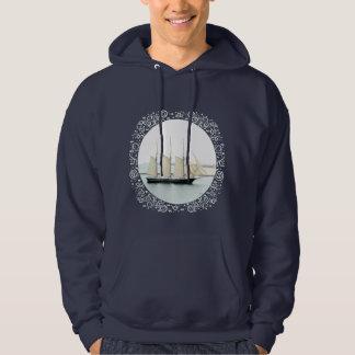Sailing Schooner Hoodie