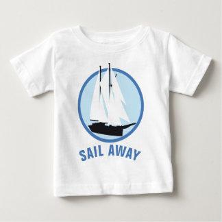sailing ship baby T-Shirt