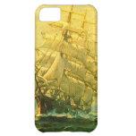 Sailing ship crosses the Atlantic iPhone 5C Covers