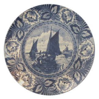 Sailing Ship Decorative Plate