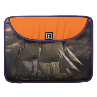 Sailing Ship Vessel Sleeve For MacBook Pro
