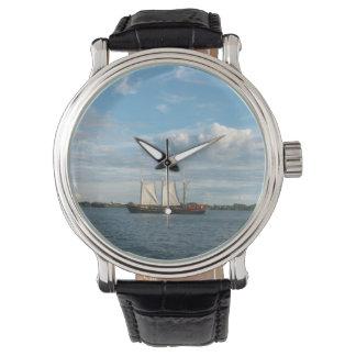 Sailing Ship Wrist Watch