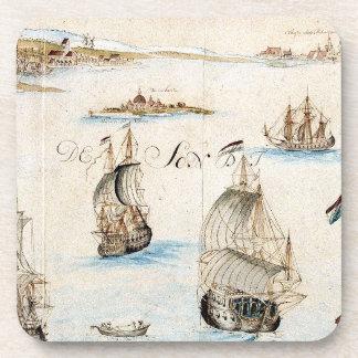 Sailing Ships Boats Holland Towns Coaster