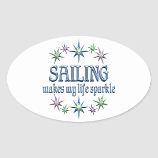 Sailing Sparkles Stickers