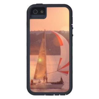 Sailing Spinnaker Sailboat iPhone 5 Covers