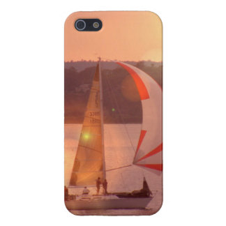 Sailing Spinnaker Sailboat Covers For iPhone 5
