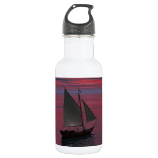 Sailing Stainless Steel Water Bottle