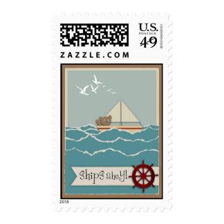 Sailing Stamp 2