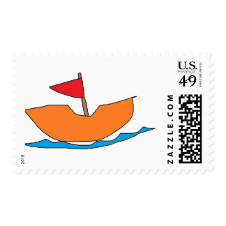 sailing stamps