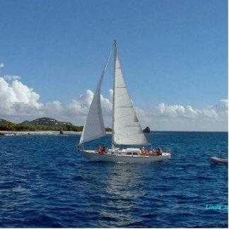 Sailing! Statuette