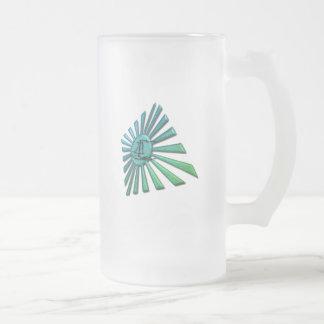 Sailing Sun Beer Mug