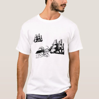 Sailing. T-Shirt