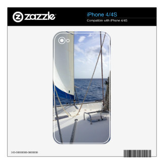 Sailing the Carribean Skins For iPhone 4S