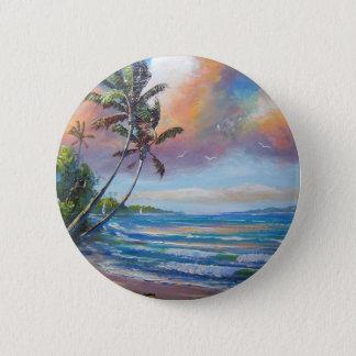 Sailing the Tropics Button