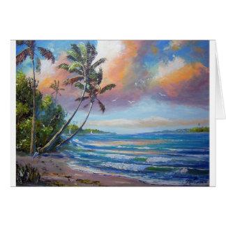 Sailing the Tropics Cards