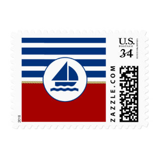Sailing The World Postage