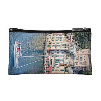 Sailing to Portofino, Italia - Cosmetics Bag