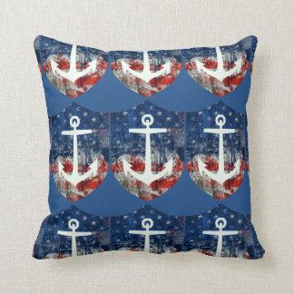 Sailing to Slumber Throw Pillow