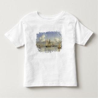 Sailing Vessels off Kronborg Castle, Sweden, 1880 Tee Shirt