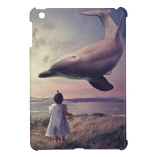 Sailing Whale watch Cover For The iPad Mini