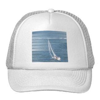 Sailing Wind Design Baseball Cap Mesh Hats