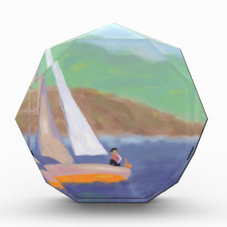 Sailing Wind & Speed, Award