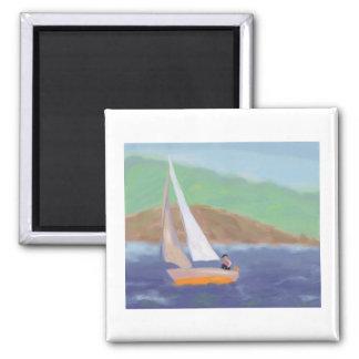 Sailing Wind & Speed, Magnet
