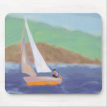 Sailing Wind & Speed Mousepad