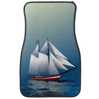 Sailing Yacht Floor Mat