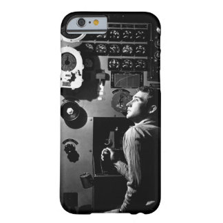 Sailor at work in the electric engine_War Image Barely There iPhone 6 Case