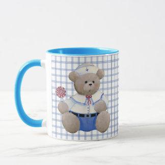 Sailor Bear Mug
