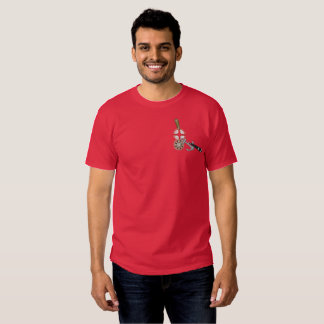 Sailor Boating & Fishing Tools Embroidered T-Shirt