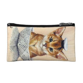 Sailor Cat Makeup Bag
