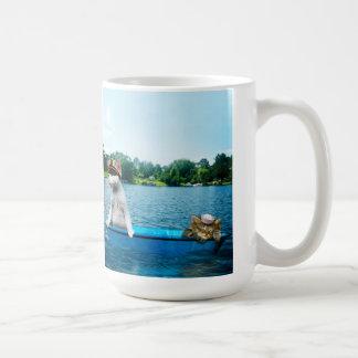 Sailor Cats Coffee Mug